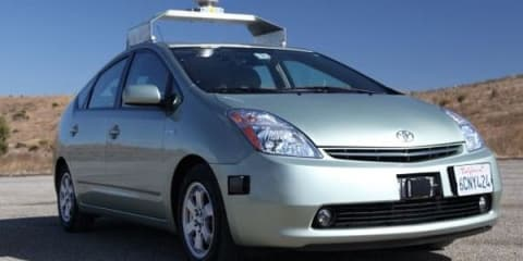 Google driverless car almost legal in Nevada