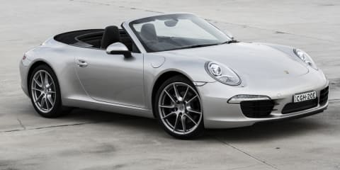2013 Porsche 911 Carrera S Cabriolet Review
