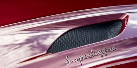 Aston Martin DBS Superleggera teased
