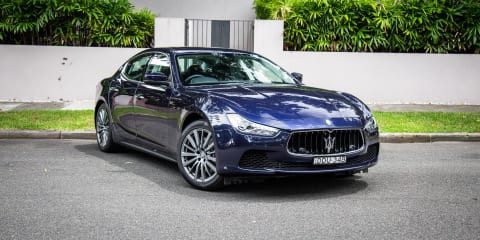 Maserati Ghibli, Levante, Quattroporte recalled for seat fix