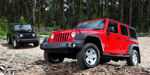2012 Jeep Wrangler to get Pentastar 3.6 V6: report