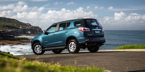 2017 Holden Colorado Trailblazer LT review
