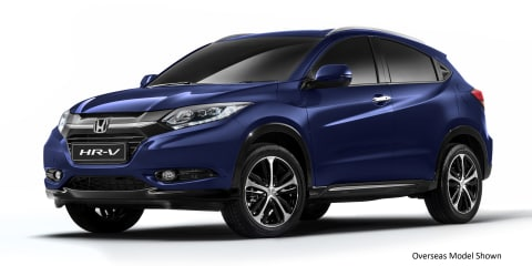 Honda HR-V locked in for February launch