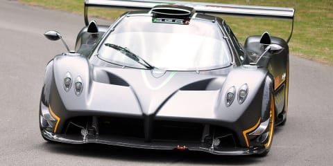 Video: Pagani Zonda confirms record lap time on Nurburgring