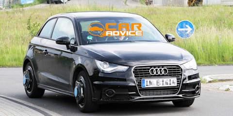 Audi S1: German pocket rocket hits the road