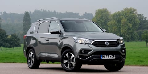 2018 SsangYong Rexton review