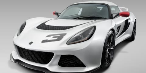 Lotus: New Cars 2012