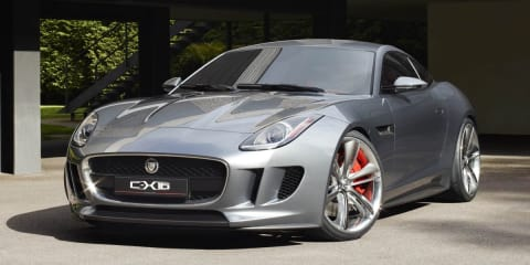 Jaguar F-Type coupe to rival Porsche 911