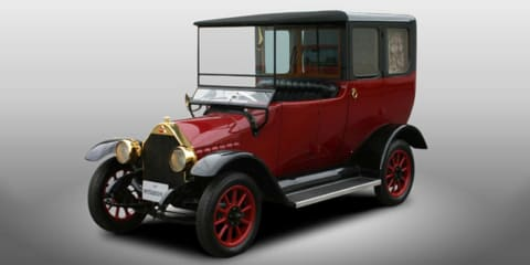 Mitsubishi's first car to be recreated for 100th birthday, but with a twist