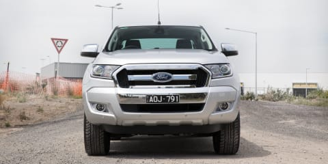 2018 Ford Ranger recalled