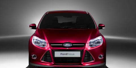 2011 Ford Focus revealed in Detroit
