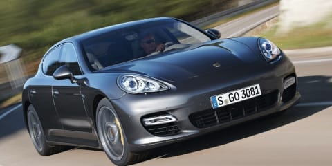 Porsche Panamera Turbo S: $445,000 car recalled with turbo fault