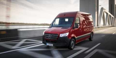 Mercedes-Benz Vans wins back Australia Post contract