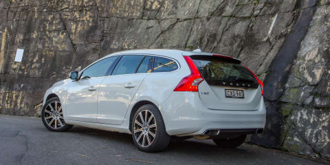 Volvo V60 Review Specification Price Caradvice