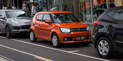 2017 Suzuki Ignis GL review