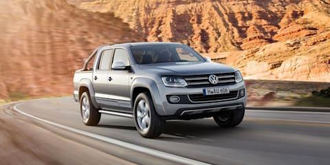 Volkswagen Amarok Ultimate :: flagship ute enhanced
