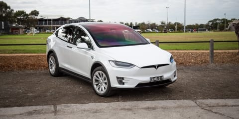 Tesla Model X shines at Good Design Awards