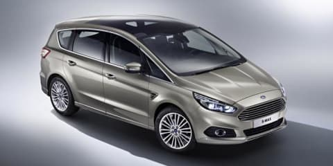 2019 Ford S-Max, Galaxy updates revealed