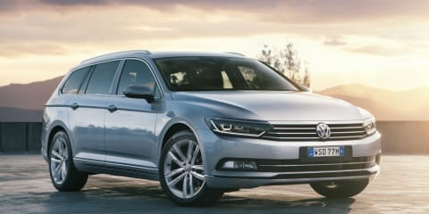 2016 Volkswagen Passat Review