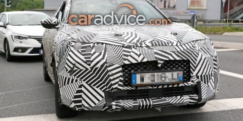 2019 DS 3 Crossback spied