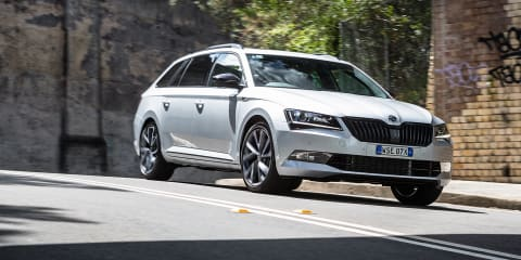 2015-2018 Skoda Superb recalled
