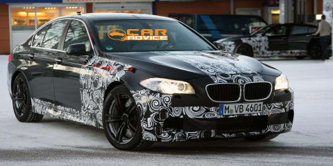 BMW M5 Concept to be unveiled at 2011 Shanghai Motor Show