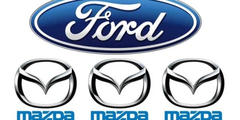 Ford to sell more shares in Mazda?