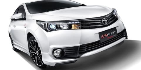 Toyota Corolla Nurburgring edition celebrates seventh-place finish in 24-hour race