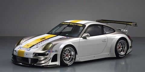 2011 Porsche 911 GT3 RSR revisions