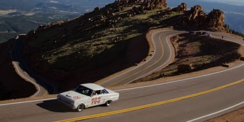 Pikes Peak International Hill Climb postponed due to fires
