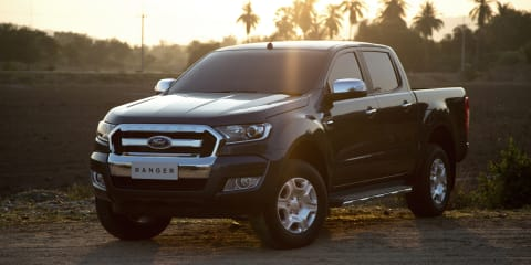 Australian-developed Ford Ranger to pioneer Nigerian production