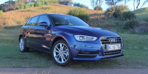 Audi A3 Review: 1.4 TSFI Sportback COD Attraction