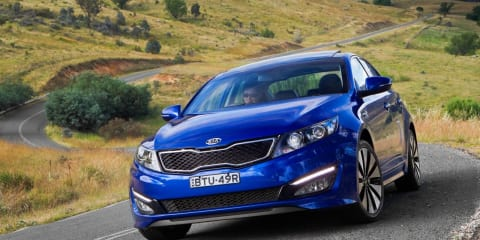 Kia Optima Si $30,490 new variant