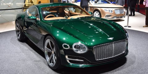 "EXP 10 Speed 6 coupe will make ""a different company"" out of Bentley - report"