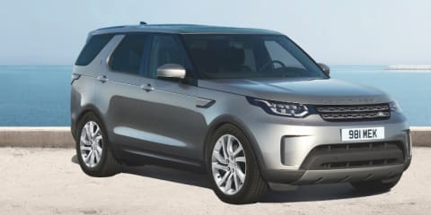 2019 Land Rover Discovery Anniversary Edition revealed