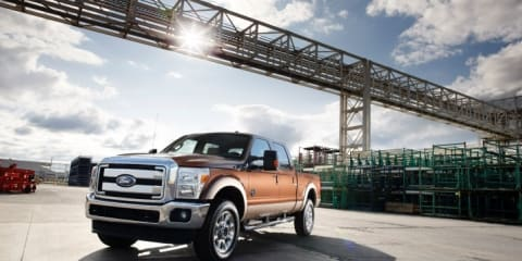 Ford Motor Co. to reclaim second place in US sales