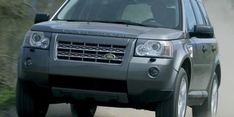 Land Rover Freelander 2 Safety Rating