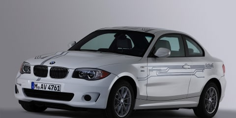 Video: BMW 1 Series ActiveE Geneva preview