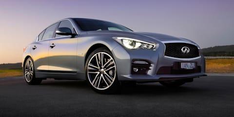 2013-15 Infiniti Q50 recalled for steering fix - UPDATE