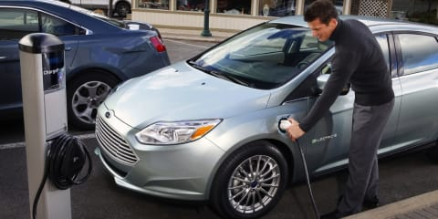 2012 Ford Focus Electric US price announced: Dearer than LEAF, Volt