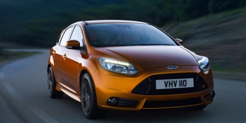 2012 Ford Focus ST to keep global name in Australia, XR name gone