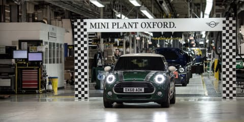 Mini 60 Years Edition revealed