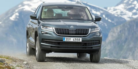 Skoda Kodiaq SUV could steal best-seller crown from Octavia