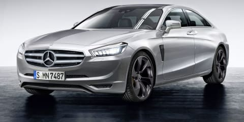 Mercedes-Benz E-Class Superlight details emerge