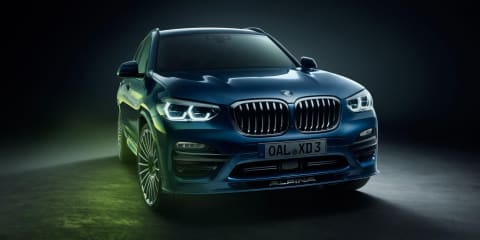 2018 Alpina XD3 revealed
