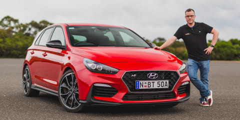 The CarAdvice Winners Circle 2018, Kez Casey: Hyundai i30 N