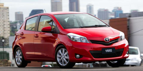 2011 Toyota Yaris YR review