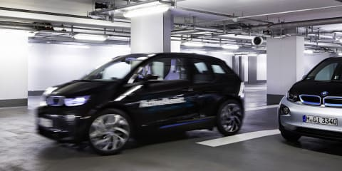 BMW to demo fully automated parking assistance, 360-degree crash avoidance systems at CES