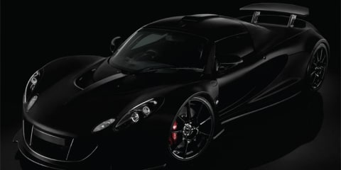 Video: Hennessey Venom GT on the streets of England