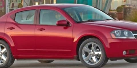 Dodge Avenger Coming To Australia